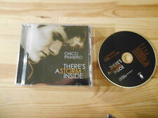 CD JAZZ Chico Pinheiro-there 's a Storm (12) canzone Sunnyside Communic-cut out -