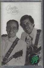 CHET ATKINS & LES PAUL Chester & Lester Caravan Moonglow/Picnic NEW CASSETTE