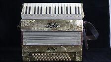 ANCIEN ACCORDEON PIANO A BRETELLES LIPIA SOLO 1930 A REMETTRE EN ETAT (A329)