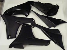 6 pièces  Ouïes écopes de radiateur POLISPORT noir  YAMAHA YZF 450 2010-13