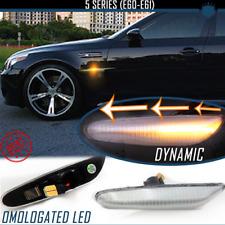 Frecce LED Dinamiche SEQUENZIALI per BMW SERIE 5 E60 E61 Touring CANBUS Omologat