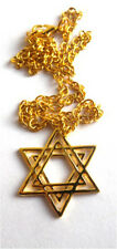 🌟GORGEOUS STAR OF DAVID PENDANT & NECKLACE + FREE GIFT BAG🌟