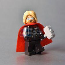 LEGO Thor Super Heroes Minifigure 76153 Avengers Helicarrier Mjolnir