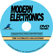 Modern Electronics Computer Craft Magazine Ultimate Collection DVD issues pdf CD