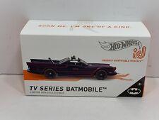 Hot Wheels id Car TV Series Batmobile, NEW Sealed!