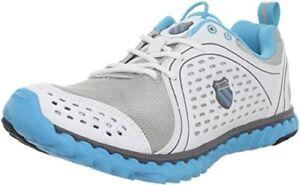 K Swiss Blade Foot Run Women's Running Trainers Shoes 7011 White UK Size 7.5