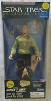 STAR TREK CAPTAIN JAMES T. KIRK IN DRESS UNIFORM STARFLEET EDITION 9 INCH FIGURE