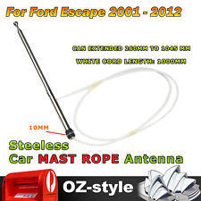 Aerial Repair For Ford Escape 2001-2012 Mast With Rope Auto Radio Signal Antenna