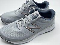 New Balance Womens W490LG5 Gray Running Shoes Size 9.5 Medium New in Box!