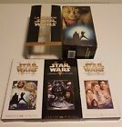 Cassettes Trilogie STAR WARS IV, V, VI en THX