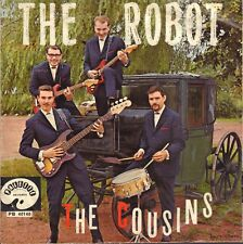 "COUSINS, THE – The Robot (1962 VINYL SINGLE 7""BELGIUM)"