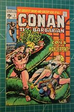 CONAN THE BARBARIAN #7 1971 HIGH GRADE/VFNM BWS ART  9.6 CGC COMPARISON ONLY