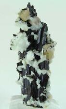 95Gm Terminated Apatite with Albite on Schorl Tourmaline crystal Cluster @Skardu