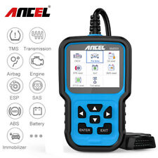 ANCEL BM500 OBD2 Automotive Scanner EPB SAS SRS TPMS Reset Car Battery Tester