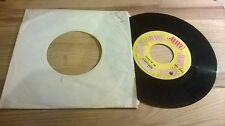 "7"" country stampeders-wild Eyes/Carryin 'on (2 chanson) MWC Disc only"