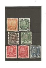 Canada George V (7 Definitive Stamps). 1930.