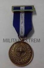MEDALLA OTAN ARTICULO NO 5 BALCANES ( KOSOVO ) MILITAR