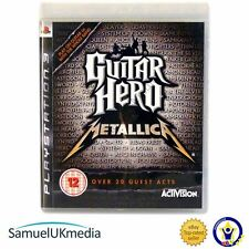 Guitar Hero: Metallica-Game Only (ps3) ** Super Zustand!!! **