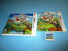 Fantasy Life Nintendo 3DS XL 2DS Game w/Case & Manual