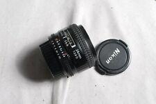 Nikon AF-D Nikkor 24mm f2.8 D Aufotocus Lens