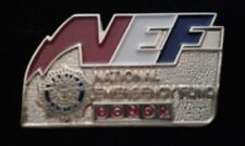 NEF NATIONAL EMERGENCY FUND DONOR AMERICAN LEGION US LAPEL PIN TIE TAC
