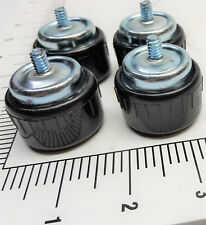 Package of 4 Table Shox 121-1147 1/4-20 Thread Self-Adjusting leveling guide