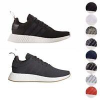 Adidas NMD R2 Primeknit PK CG3384 BA7253 BA7198 BB2952- Men's Shoes