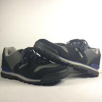 Merrell Solo Origins Black/Ice Men's Sz 8.5 Hiking Running Jogging Outdoor Shoes