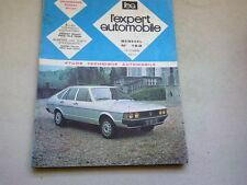 REVUE TECHNIQUE  N° 160   - VOLKSWAGEN PASSAT DIESEL   - 1979  *