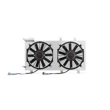 Mishimoto Direct Fit Radiator Fan Shroud Kit - Impreza WRX / STi - 2001-2003
