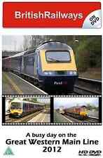 A busy day on the Great Western Main Line 2012 | Railway DVD
