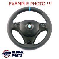 BMW 1 3 Il E81 E82 E87 E90 E91 E92 E93 M Volant Sport Épais Nouveau Cuir 7839114