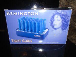 REMINGTON TIGHT CURLS 21 SLIM WAX CORE HEATER SET PRISTINE BRAND NEW