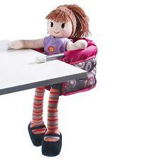 Bayer Chic 2000 Puppen Tisch-Sitz Hot Pink Pearls NEU