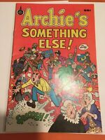 Archie's Something Else  June 1975  Spire Christian Comics  Hell's Angels Cover