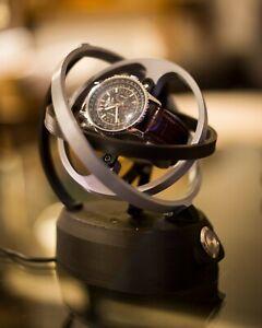 remontoir gyroscopique pour montre automatique /gyroscopic winder auto. watch