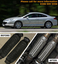 PEUGEOT 407 3.0 PETROL (2004-2008) FLEXI PIPE REPAIR SUPPLY AND FIT