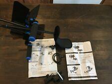 DSLR Rig Kit Shoulder Mount Rig w/ Follow Focus & Matte Box for all Camera Video