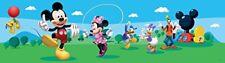 1 Frise murale Adhésive Disney Mickey et ses amis - Décoration Chambre Enfants
