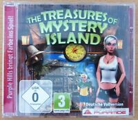 The Treasures Of Mystery Island,PC,Wimmelbildspiel