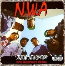 N.W.A - Straight Outta Compton (Parental Advisory, 2008)