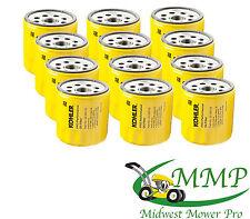 Case of 12 Genunie Kohler 52 050 02-S PRO Oil Filter DS