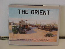 "Railroad Book""The Orient RR""-Santa Fe in Texas, by Pounds & McCall, mint (B26)"