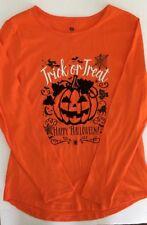 halloween Long Sleeved T.shirt Womens Size Medium 100% Cotton