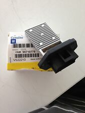 GENUINE HOLDEN VN VP VQ VR VS FAN SPEED RESISTOR NON CLIMATE CONTROL