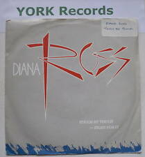 "DIANA ROSS - Touch By Touch - Excellent Con 7"" Single"