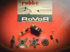 Servo ROVOR S8213 MG BB ROVOR High Performance Servo Nr.: S8213 v. robbe