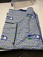 NFL Seattle Seahawks Sleeping Bag Vintage Logo Style Colors Football Clean 12