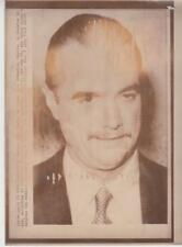Howard R. Hughes dies en route from Acapulco Mexico to Texas 4/5/51 -Press Photo
