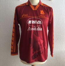 Italy AS Roma (TOTTI Era )Debut Player Shirt Maglia Size S  Jersey Football Rare